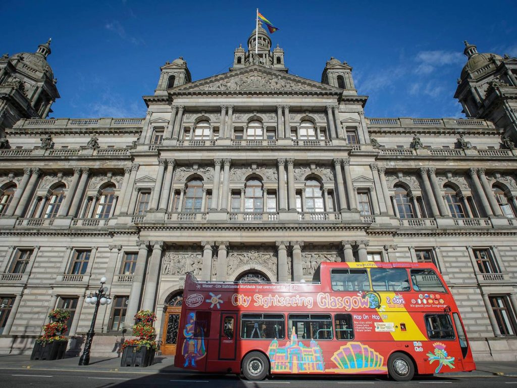 City Sightseeing Glasgow - Is it worth it? | Watch Me See