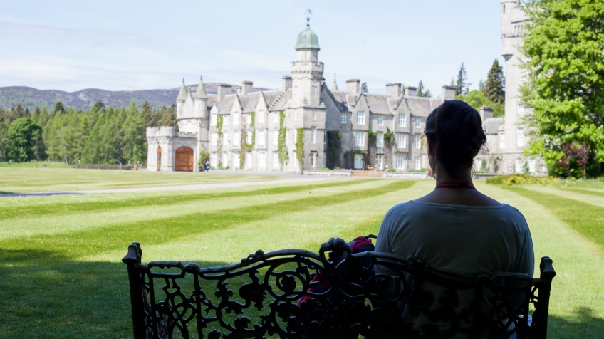 The Castle Trail is one of Scotland's most famous attractions, yet off the beaten path compared to the Highlands. This is my visit to Balmoral Castle.