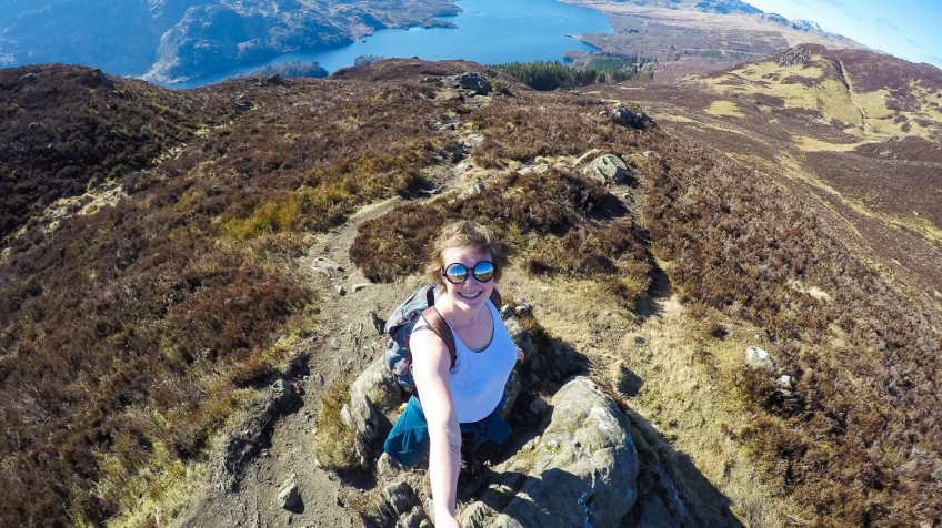 A Perfect Day Hike: Ben A'an , Scotland  WatchMeSee.com