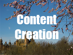 Work with Watch Me See: Content Creation