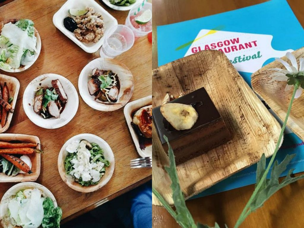 Delicious Scotland: Glasgow Restaurant Festival | WatchMeSee.com