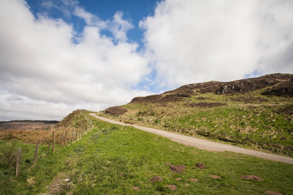 Exploring Glasgow A Hike In The Kilpatrick Hills Watch