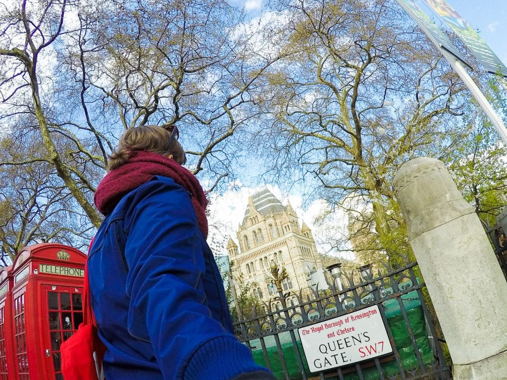 London on a Budget: 48h City Guide: Natural History Museum | Watch Me See