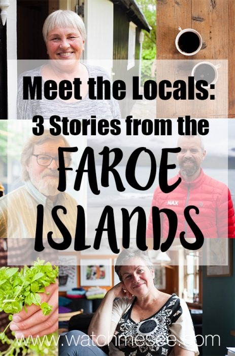 The best way to understand a foreign place as the Faroe Islands it to meet its locals, listen to their stories and learn to understand their way of life.
