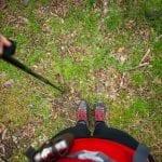 Walking 50(0) miles in my Zamberlan hiking boots