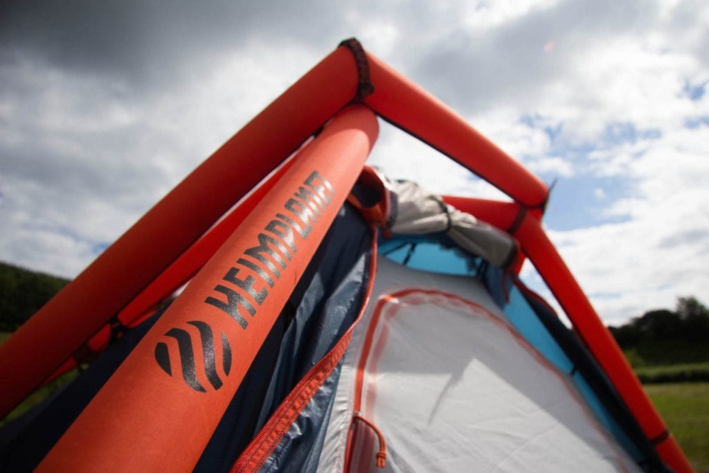 Review: Heimplanet Tent 'The Wedge' | Watch Me See