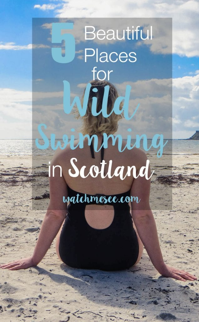 Scotland might not have the hot springs of Iceland or the sauna culture of Finland, but we've got something else: wild swimming!
