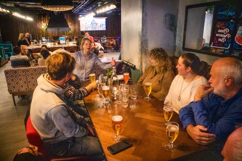 Beer tour in Edinburgh with Scot Beer Tours