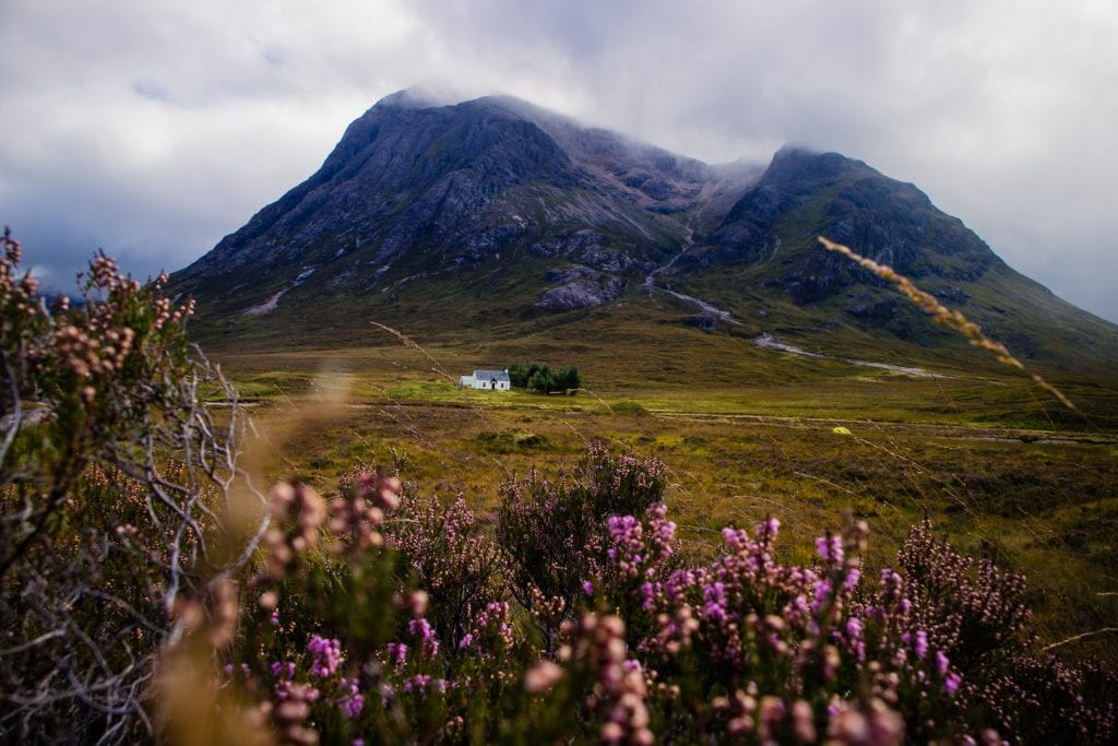 Glencoe in Autumn