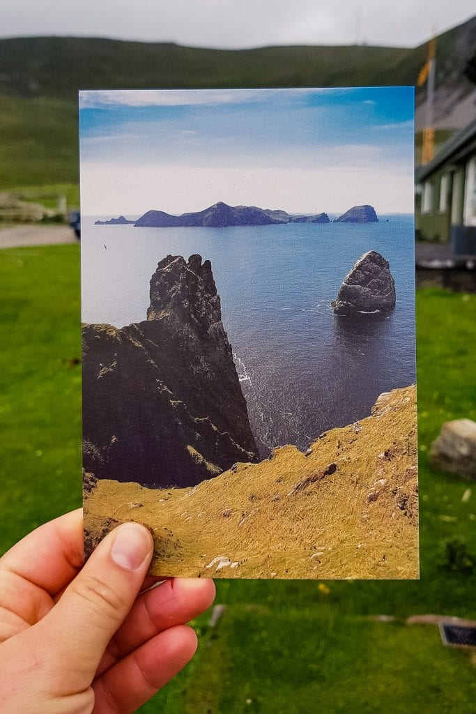A post card from St Kilda