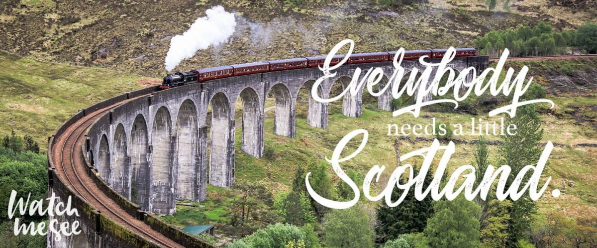 Let me help you plan your trip to Scotland or design a completely tailored itinerary that suits your budget and passions! With Watch Me See's Scotland Travel Consultation, you're guaranteed an unforgettable journey and a Scottish holiday that is simply like no one else's!