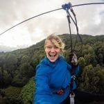 Channeling my Inner Gorilla: 5 Reasons to Fly with Go Ape Aberfoyle