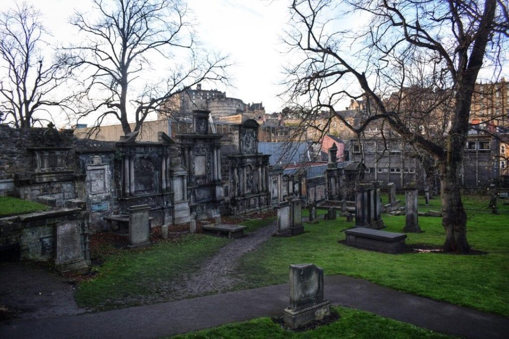 Greyfriars Kirkyard Ghost Tour Edinburgh with City of the Dead