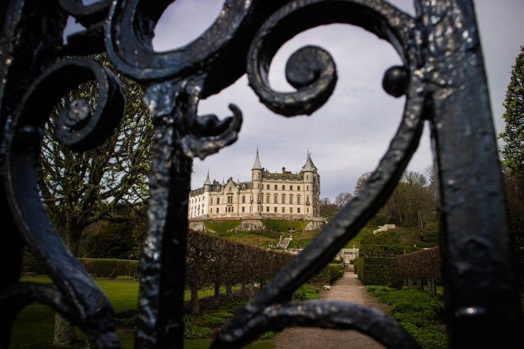 North Coast 500: Dunrobin Castle