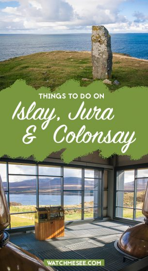 Island hopping in Scotland? Forego the usual suspects and discover the Inner Hebrides islands in the south. Islay, Jura and Colonsay are waiting for you!