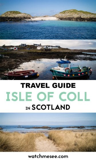 One Day on the Isle of Coll makes you feel like you just spent a week on holiday. Click here for travel tips, things to do and reasons to visit Coll!