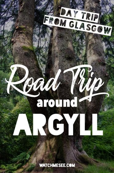 A drive around Argyll might be just the perfect day trip to see the hills, lochs and islands of Scotland all at once! This road trip from Glasgow to Dunoon makes for a brilliant road trip and this guide will tell you everything there is to see along the way.