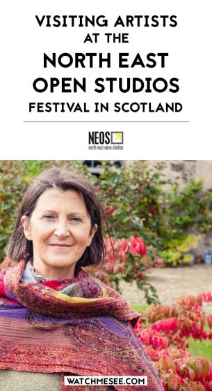 Want to meet local artists in Scotland & look behind the scenes? The North East Open Studios 2019 festival in Aberdeenshire is your chance to find out more!