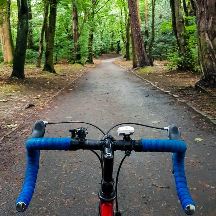 Cycling in Glasgow