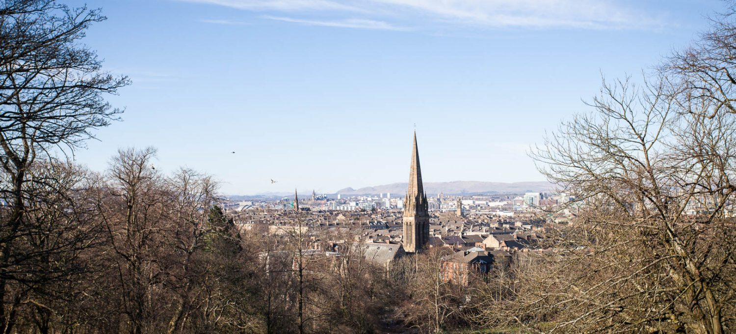If You Study In Glasgow, You Might Feel A Bit Too Comfortable The Glasgow  West