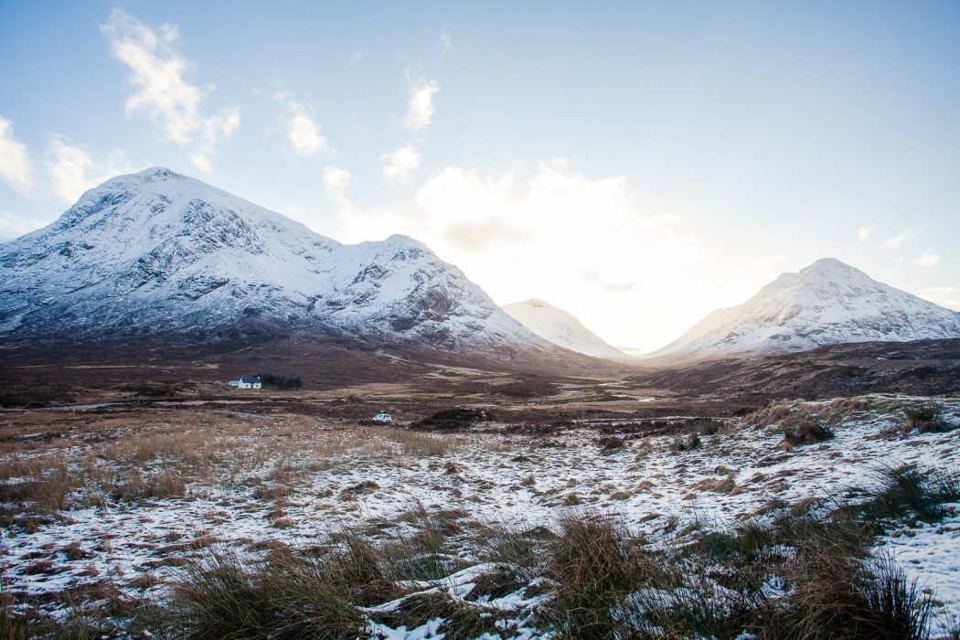 Scenic Road Trips in Scotland: From Glasgow to Fort William by Car