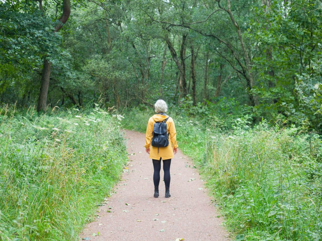 In Glasgow there is no need to go far to get outside - the Seven Lochs Wetland Park is a perfect day trip location and conveniently accessible by train!
