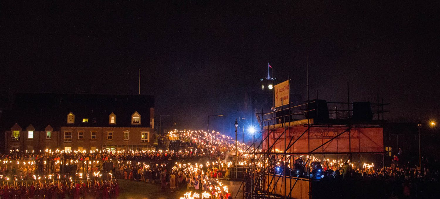 Up Helly Aa in Lerwick had been on my bucket list for years, and at the end of January you have a chance to see it too. Here is everything you need to know!