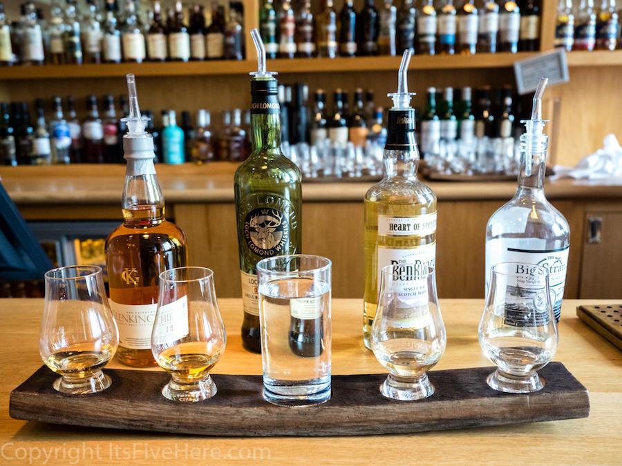 Scotch Whisky Experience whisky tour in Edinburgh