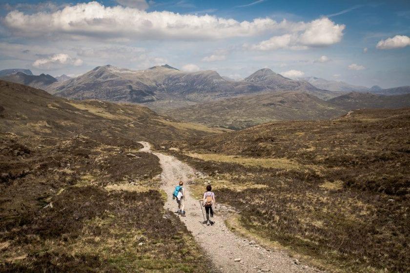 Hiking the West Highland Way
