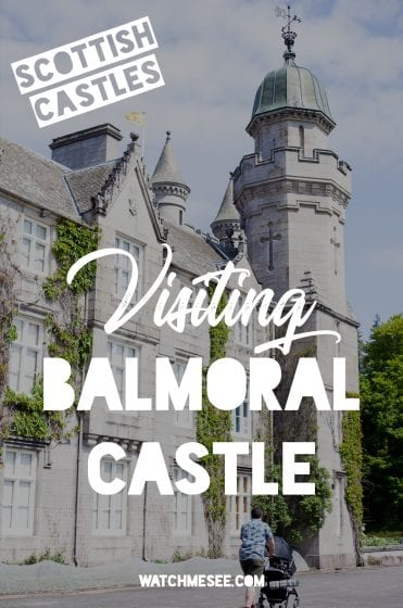 If you're planning a trip to Scotland, castles are likely on top of your bucket list. The Castle Trail in Aberdeenshire is one of Scotland's most beautiful routes and covers 19 castles! One of the most beautiful castles is Balmoral - and this guide tells you everything you need to know about visiting Balmoral Castle!