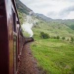 My Scotland Bucket List: Riding the Hogwarts Express