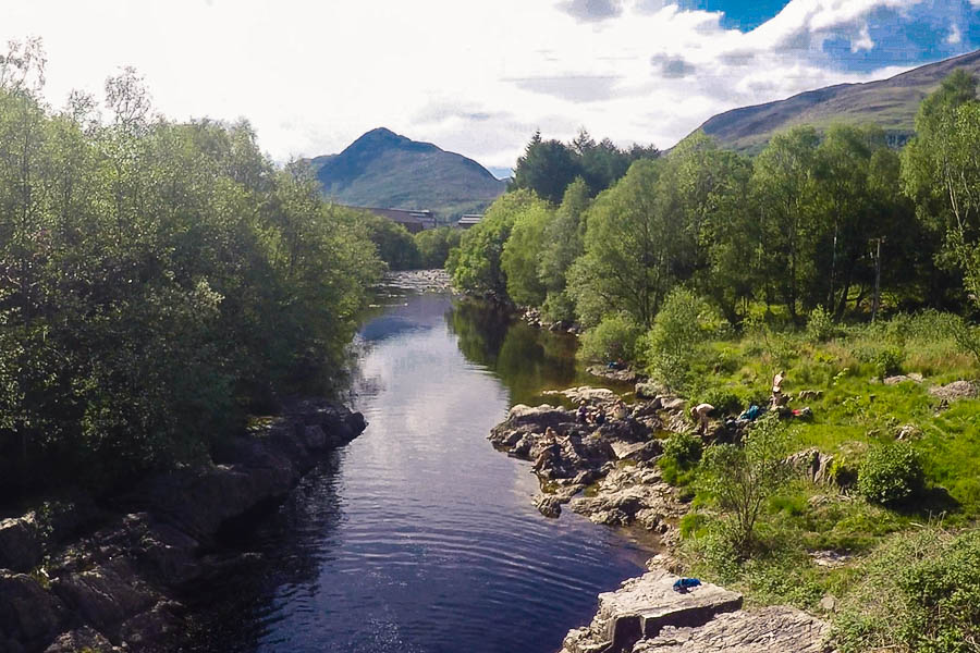 Scotland might nothave the hot springs of Iceland or the sauna culture of Finland, but we've got something else: wild swimming!