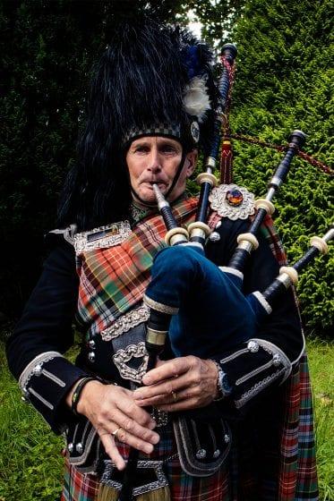 bagpiper scotland