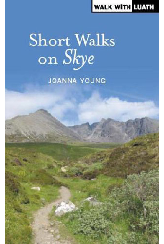 short walks on skye hiking guidebook